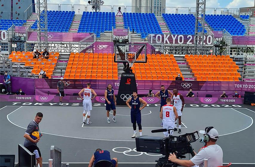 olimpijske igre tokio, basketasi