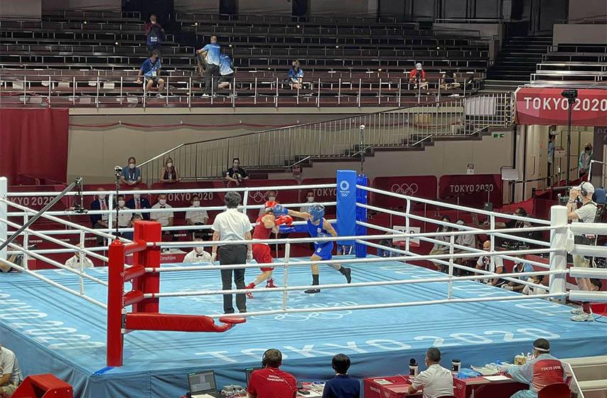 nina radovanovic, boks, olimpijske igre