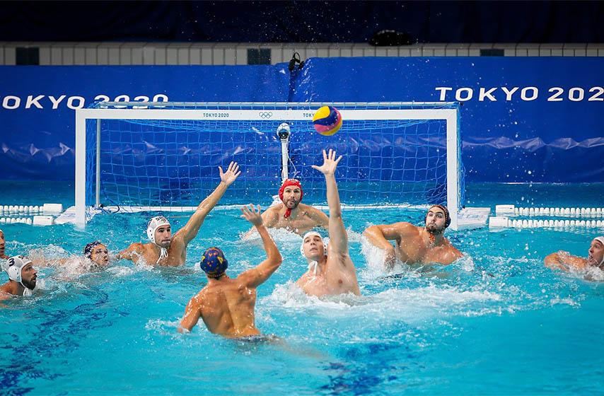 vaterpolo reprezentacija srbije, olimpijske igre tokio