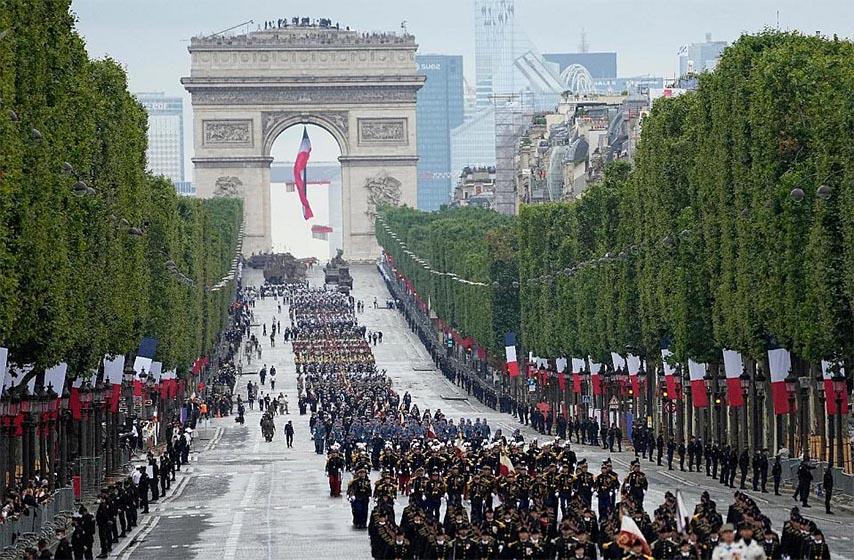 dan republike francuske