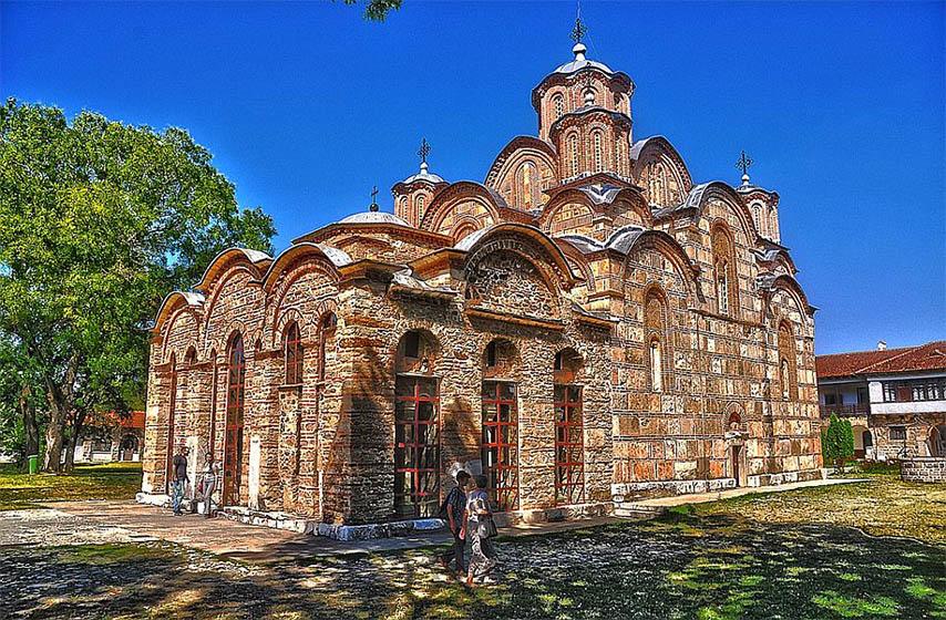 manastiri na kosovu, unesco