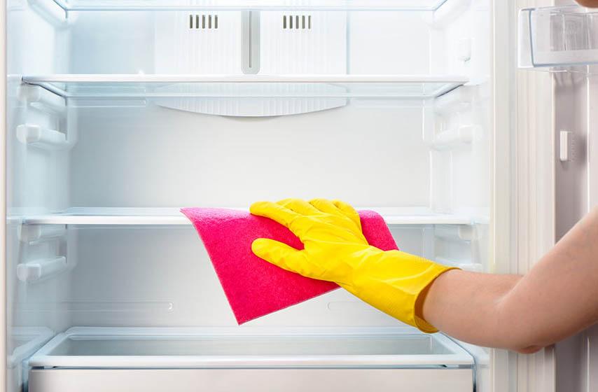 kako očistiti frižider, čišćenje frižidera