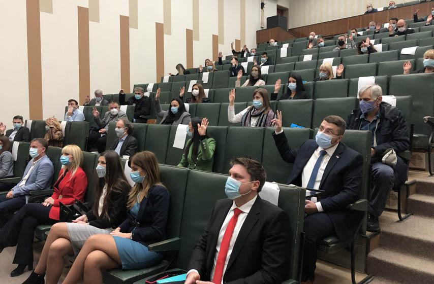 usvojen budžet grada Pančeva, budžet grada pančeva za 2021 godinu