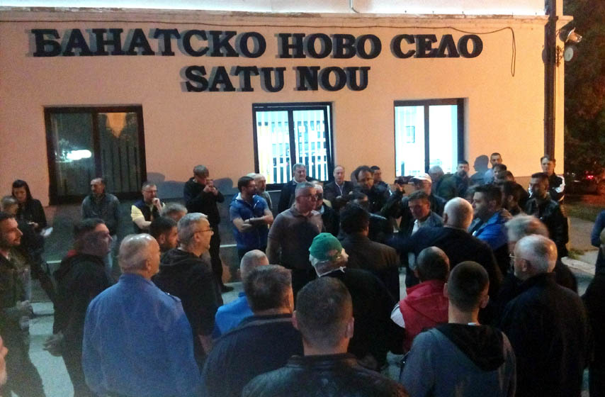 Banatsko Novo Selo, otvoreno pismo