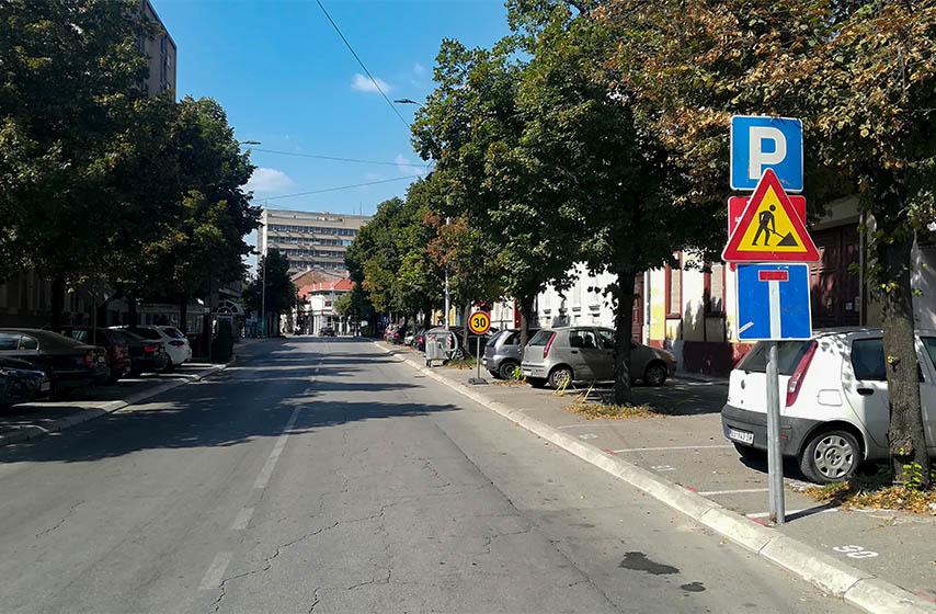 rehabilitacija kolovoza, ulica vojvode petra bojovica pancevo