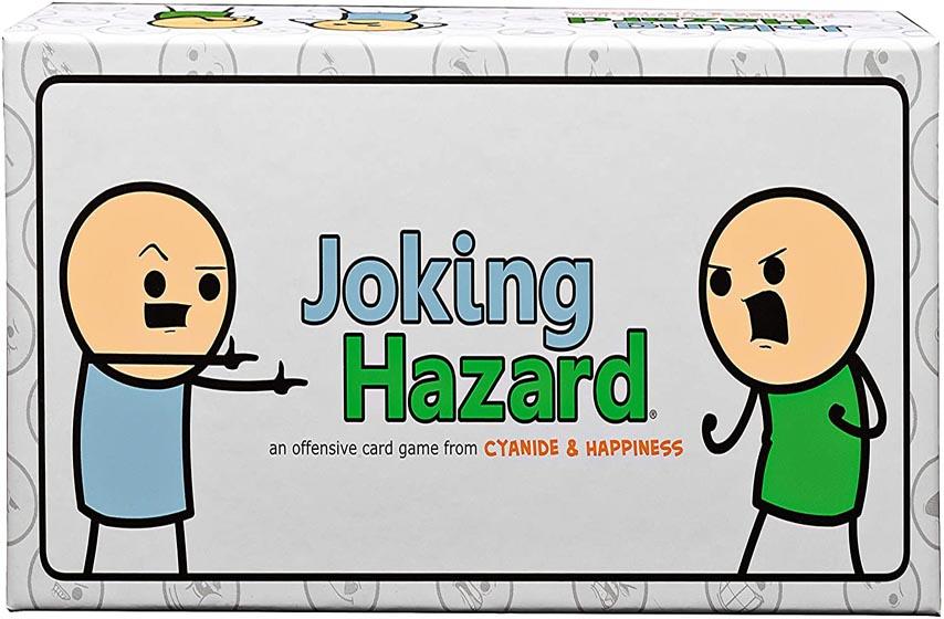 Joking Hazard, društvene igre, klub d20