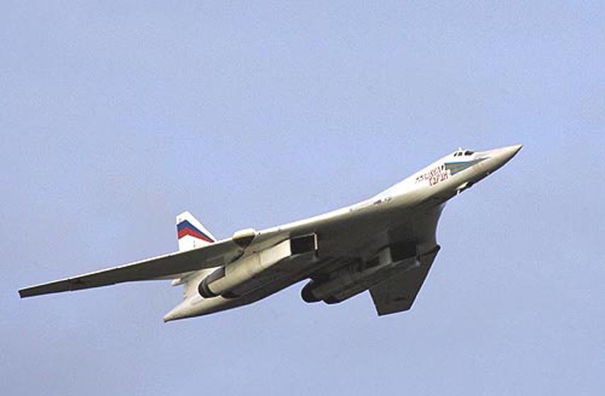 Tupolev, tu-160