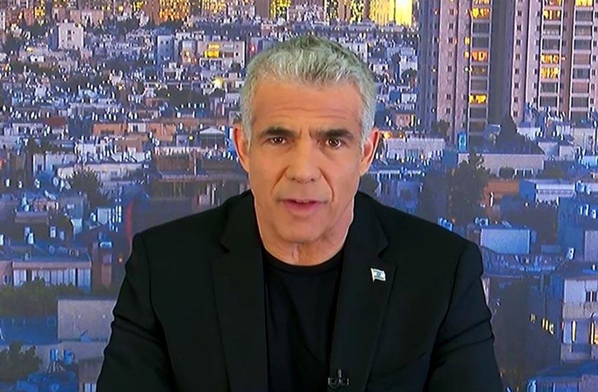 jair lapidu, mandatar za sastav vlade izraela, mandatar za sastav Vlade Izraela poreklom iz Novog Sada, jair lapidu poreklo