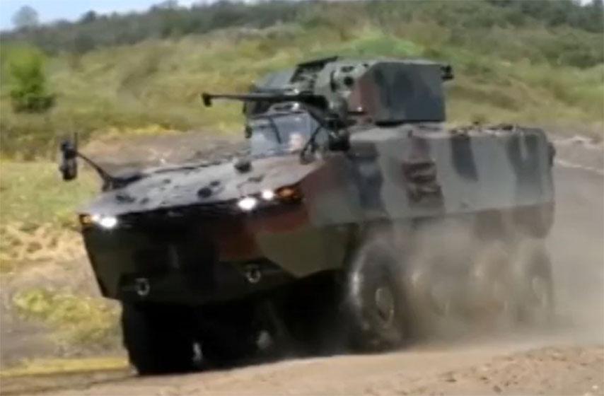 vojno vozilo lazanski