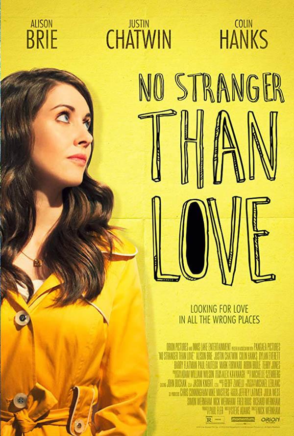 Ljubav je nepoznanica, No Stranger Than Love (2015), film, filmska preporuka, tv program srbija