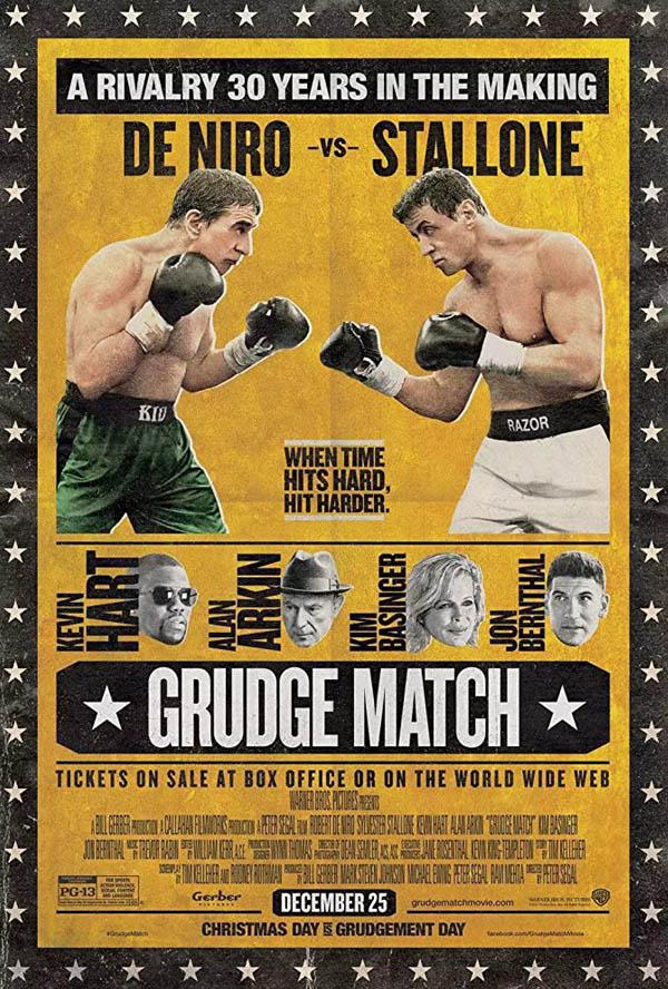 Povratak u ring, Grudge Match (2013), film, filmska preporuka, tv program srbija