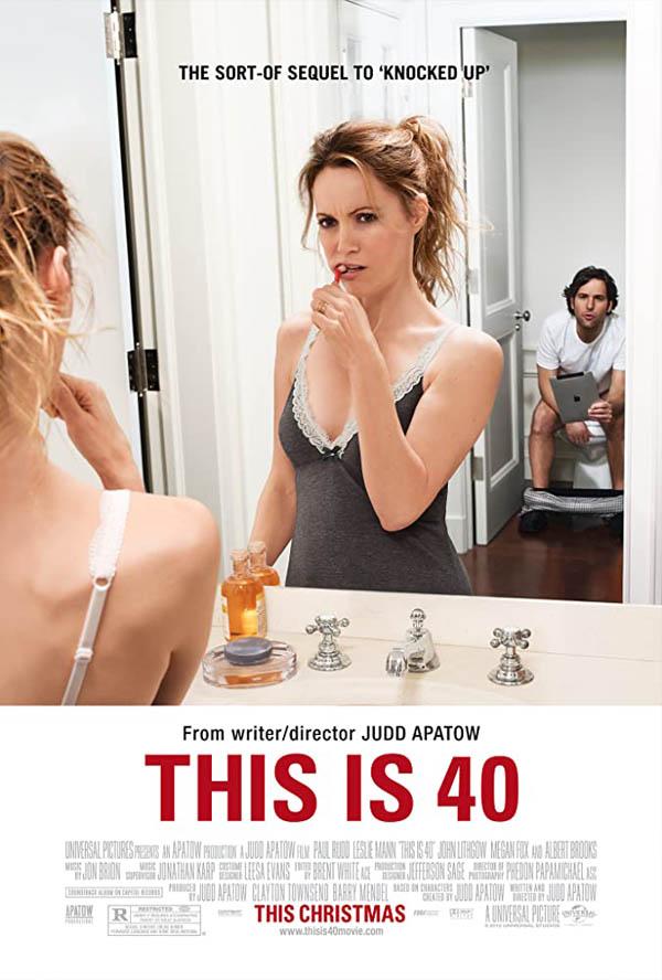 Ovako je sa 40, This Is 40 (2012), film, filmska preporuka, tv program srbija