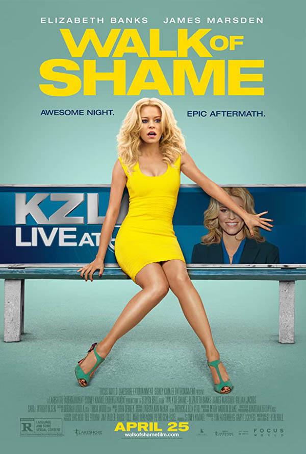 Najgora noć u životu, Walk of Shame (2014), film, filmska preporuka, tv program srbija