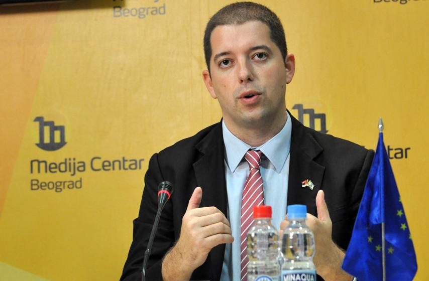 Marko Đurić ambasador Srbije u Americi, Đurić