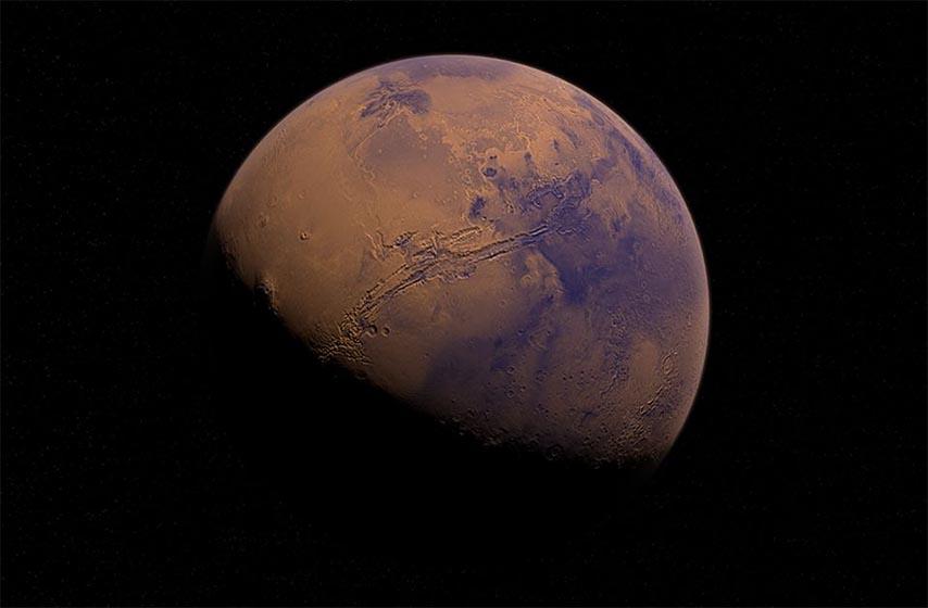 nasa, mars, simulacija zivota na marsu