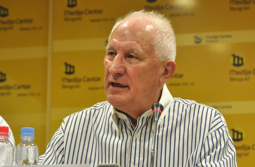 Matija Bećković, nagrada Duško Trifunović