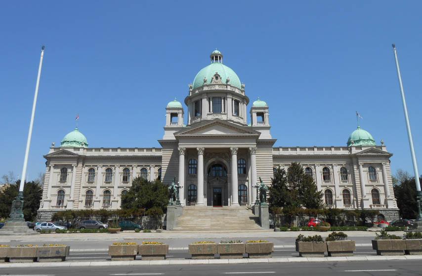 Skupština Srbije, poslaničke grupe