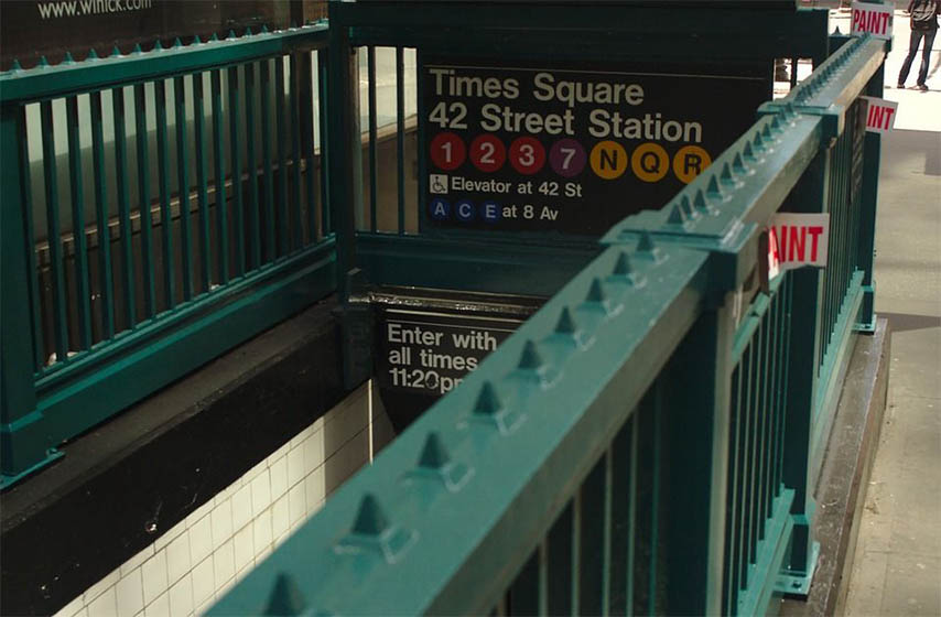 njujorski metro, njujoski metro ostao bez struje