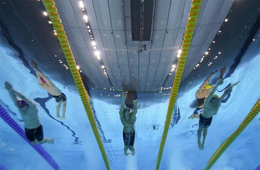 andrej barna, plivanje, olimpijske igre
