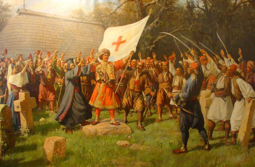 drugi srpski ustanak