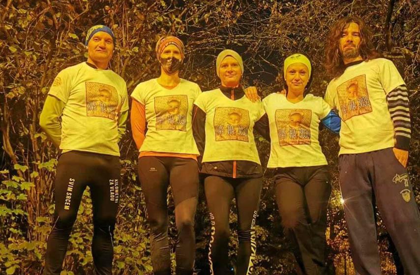 ultramaratonci, pančevo