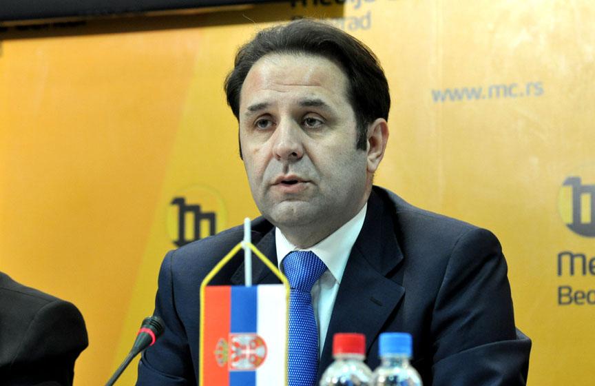 rasim ljajic, predsednik fudbalskog saveza srbije, fss, fudbalski savez srbije