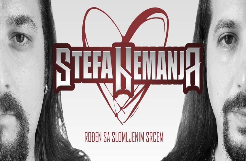 Rođen sa slomjenim srem, duet Stefan Nemanja