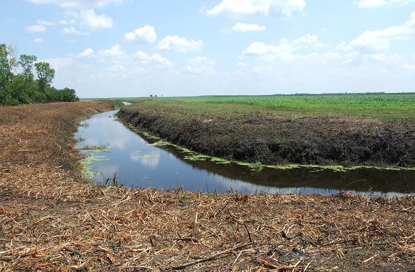vode vojvodine, uredjenje kanalske mreze