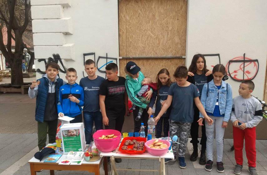 kud abrasevic pancevo, humanitarna akcija, vukan vidojević