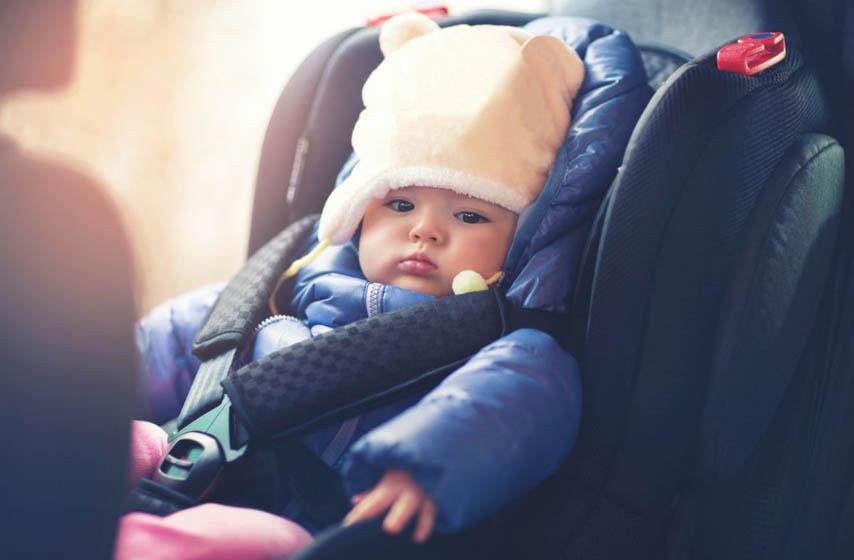 Bezbednost dece u saobraćaju tokom zime