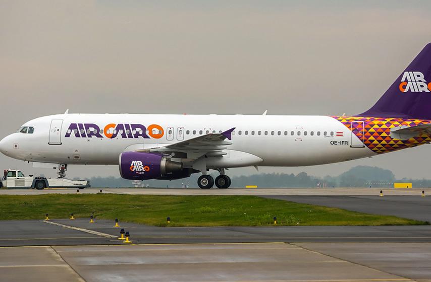 AirCairo, Hurgada, letovi, Turska