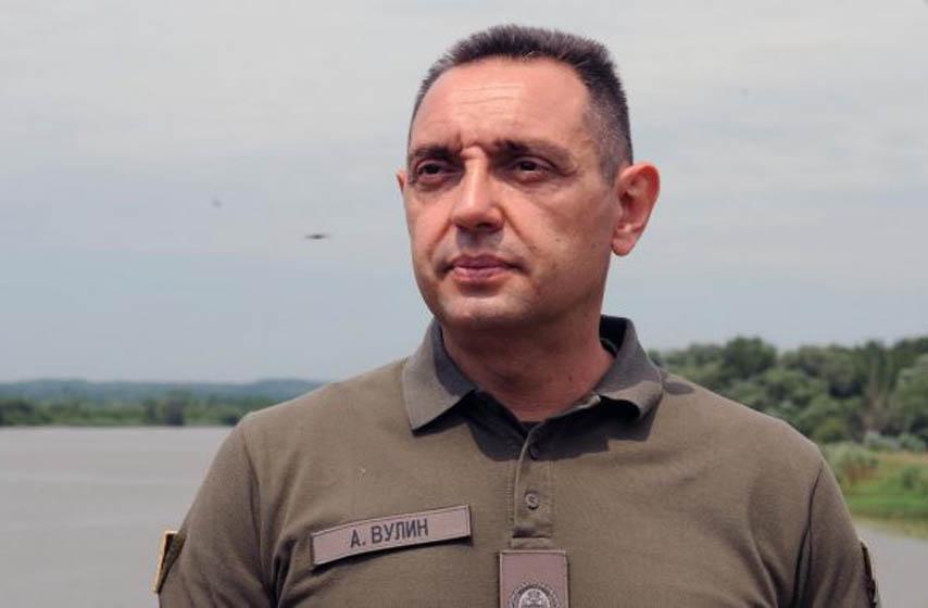 Aleksandar Vulin, Vulin, Žirafa