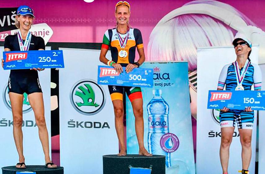 Triatlon klub Tamiš, Dan triatlona, atletika, sport