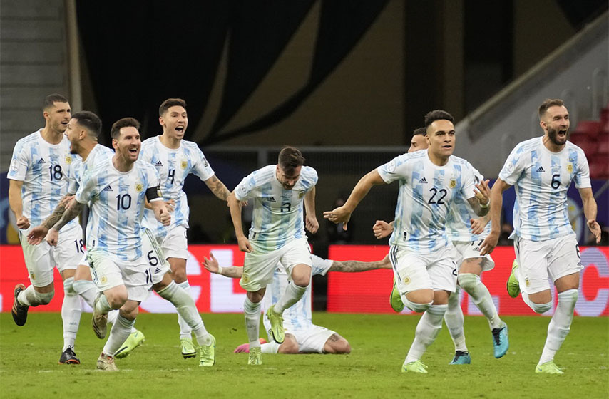 kopa amerika, trofej brazila, fudbal