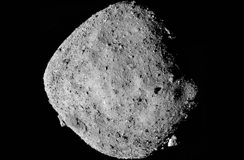 sonda NASA, NASA, asteroid Benu