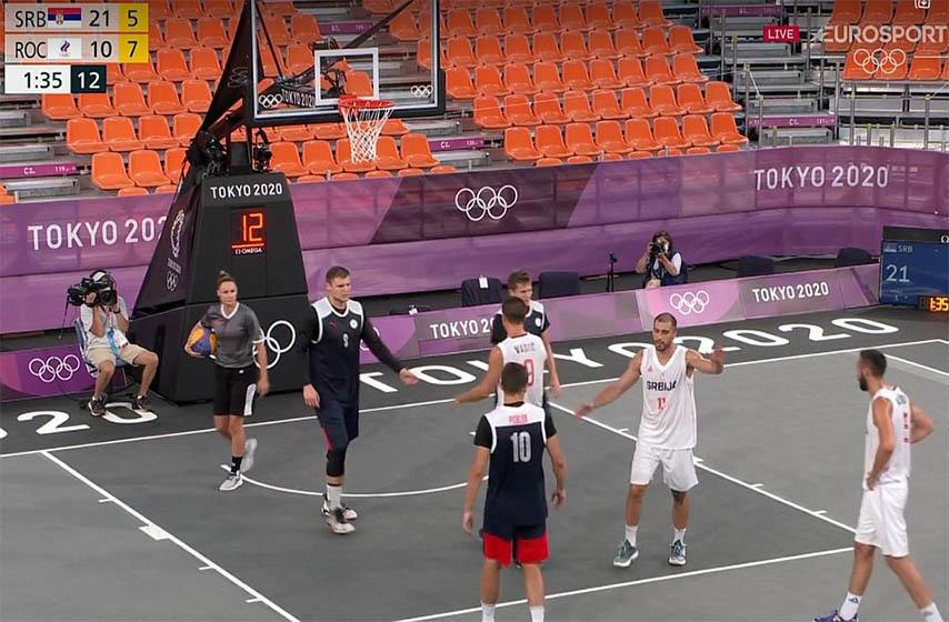 basketasi srbije, olimpijske igre tokio