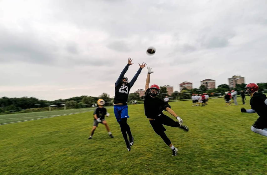 američki fudbal, Banatski Bikovi, pančevo