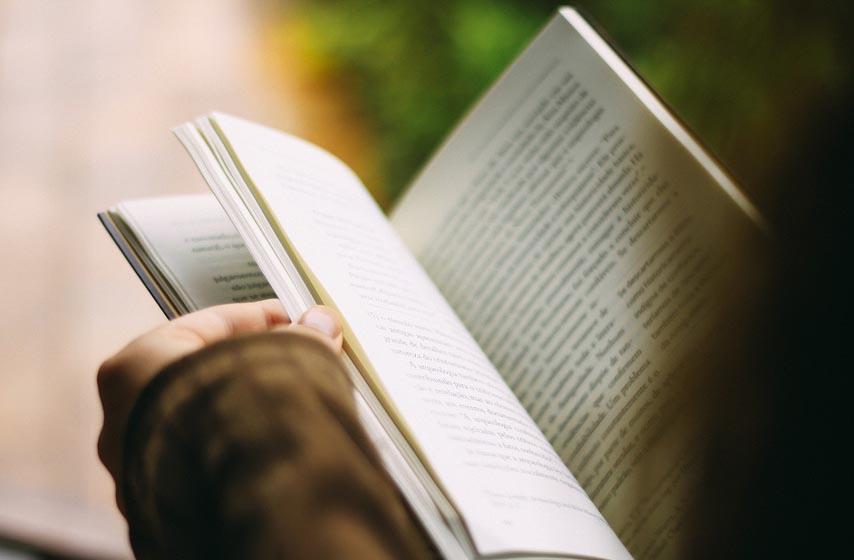citanje knjige, kako izbeci stres