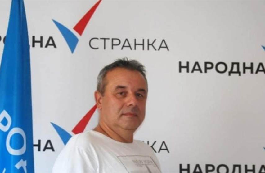 borislav bec, narodna stranka pancevo