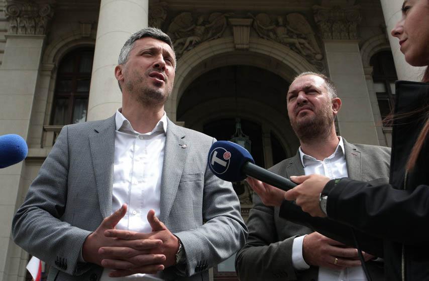 bosko obradovic, bosko, obradovic, dveri, izbori 2020, aleksandar vucic, parlamentarni izbori, bojkot, vesti iz srbije, najnovije vesti politika, najnovije vesti