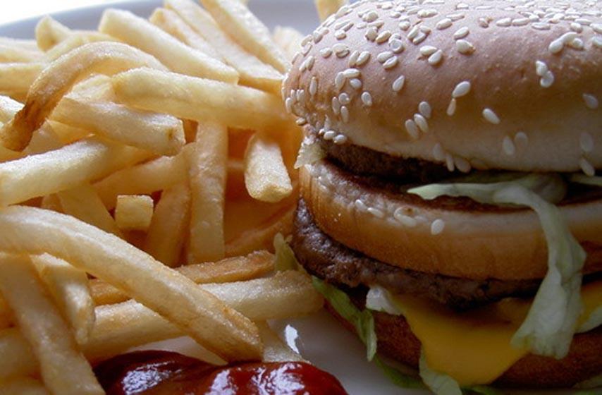 brza hrana, zdravlje