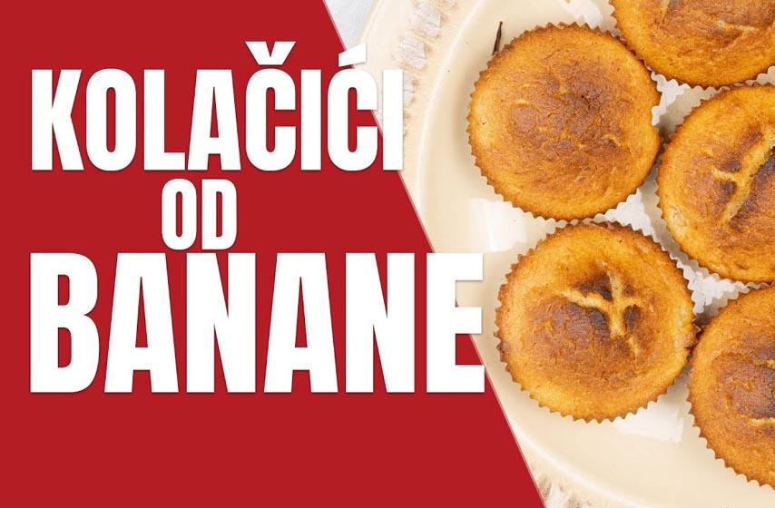 brzi kolaci sa bananom, recept, recepti