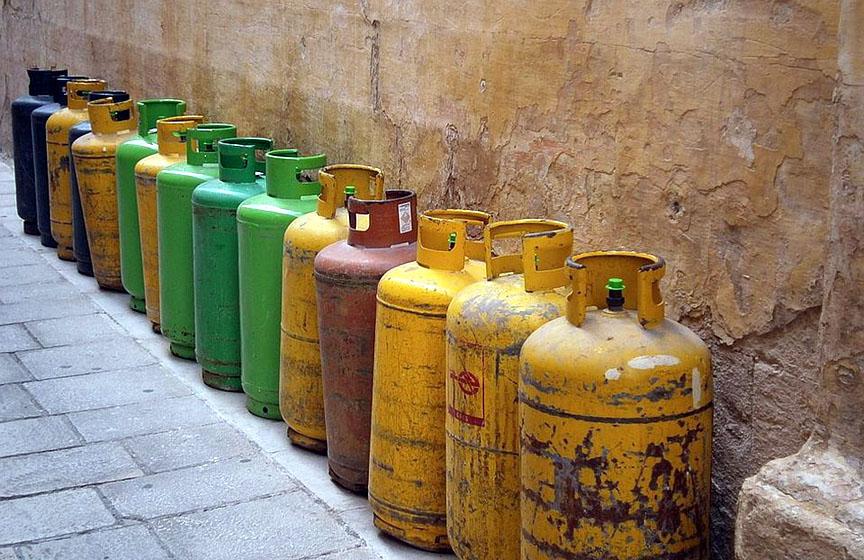 plinska boca, kupovina plinske boce, punjenje plinske boce