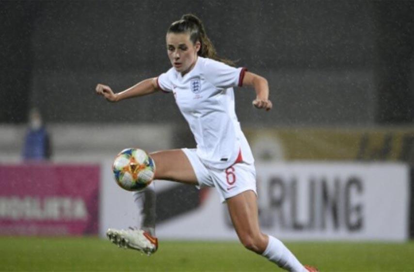 zenski fudbal, kvalifikacije za svetsko prvenstvo, fudbalerske engleske