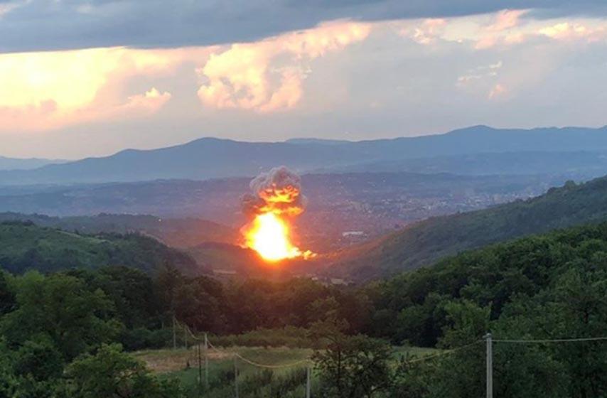 eksplozija fabrika sloboda