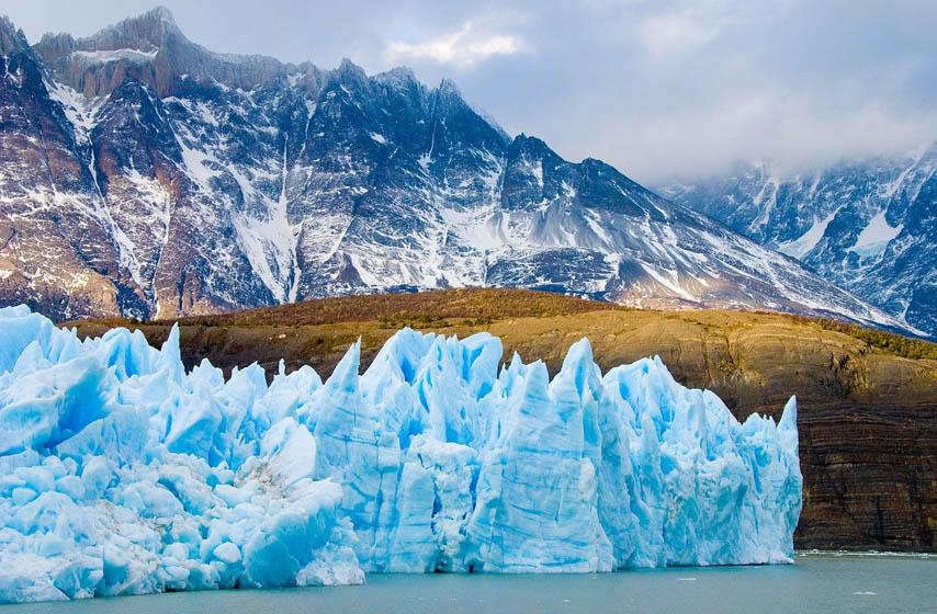 santa leda, globalno otopljavanje