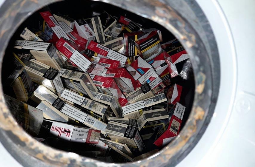 uprava carina, carinski prekrsaj, krijumcarenje cigareta