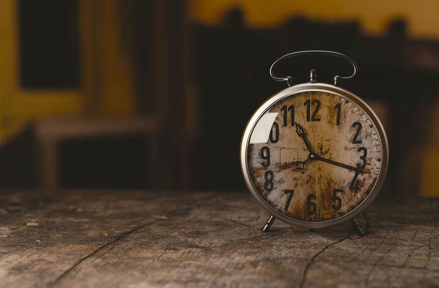 računanje vremena