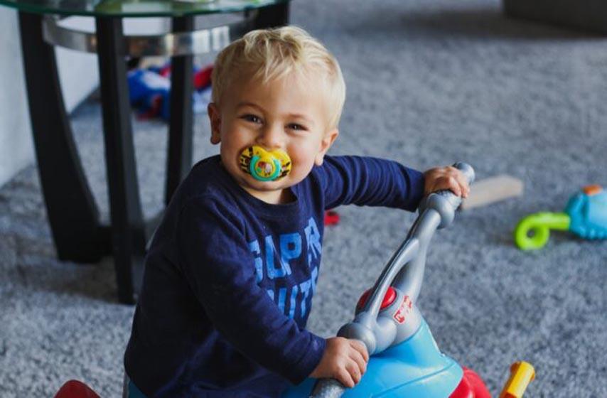 odvikavanje bebe od cucle