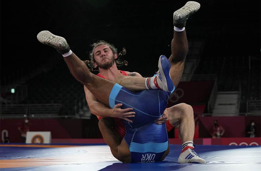 zurab datunasvili, olimpijske igre tokio, rvanje